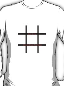 Rule of Thirds 3 T-Shirt