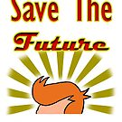 Save The Future: Fry by kittenofdeath