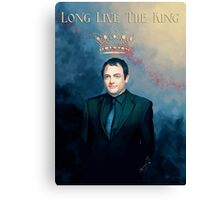 The King Of Hell ♥ Canvas Print