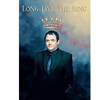 The King Of Hell ♥ Photographic Print