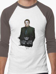 The King ♥ Men's Baseball ¾ T-Shirt