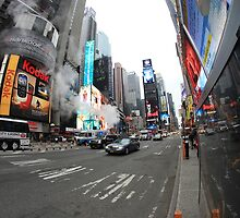 pbbyc - Times Square, NYC by pbbyc
