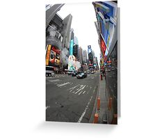 pbbyc - Times Square, NYC Greeting Card