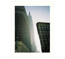 pbbyc - Empire State 35mm Art Print