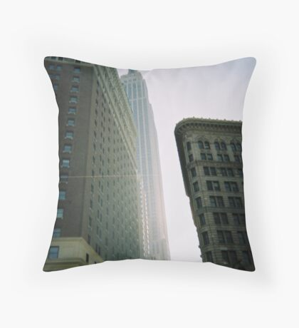 pbbyc - Empire State 35mm Throw Pillow