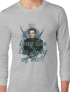 Crowley the King ♥ Long Sleeve T-Shirt