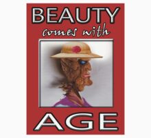 BEAUTY COMES WITH AGE by Jon de Graaff