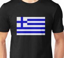 Greek Flag Unisex T-Shirt
