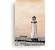 Pastel Seascape Canvas Print