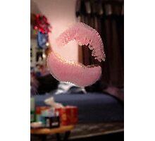 ☀ ツSEALED WITH A KISS LOL HA☀ ツ Photographic Print