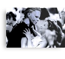 Michael Myers in Dirty Dancing Metal Print