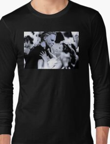 Michael Myers in Dirty Dancing Long Sleeve T-Shirt