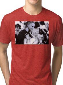 Michael Myers in Dirty Dancing Tri-blend T-Shirt
