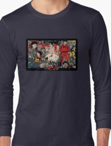 Akira! Long Sleeve T-Shirt