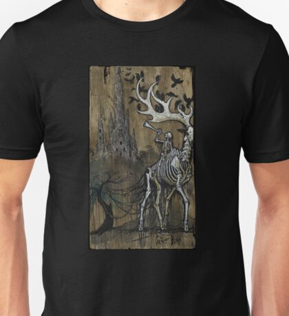 Ghost Elk and Bone Church - Gather Bones album art T-Shirt