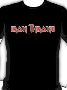 IRON THRONE T-Shirt