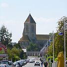 Ouistreham Church by GregoryE