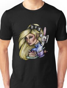 Alice's Tea Party Unisex T-Shirt