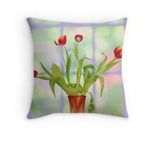 home sweet home.. Throw Pillow