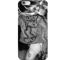 born this way iPhone Case/Skin