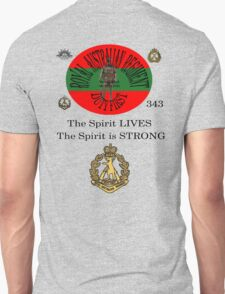 The Spirit is Strong Unisex T-Shirt
