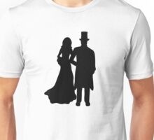 Bride and Groom Unisex T-Shirt