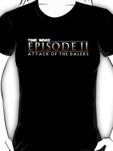 Episode II  Attack of the Daleks T-Shirt