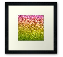 Cosmic Crush Framed Print