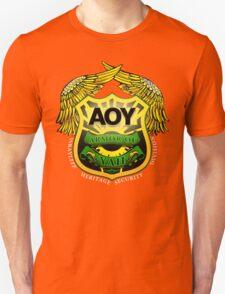"Armor of YAH ""AOY"" Color (Black or Dark Shirt) T-Shirt"