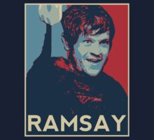 Ramsay Snow GAME OF THRONES by RC-XD
