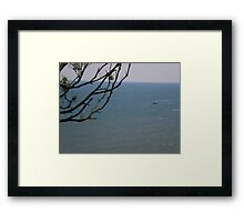 coastguard Framed Print