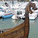 Viking Ship, Cherbourg by GregoryE