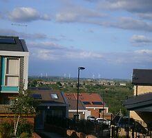 windmills by brucemlong