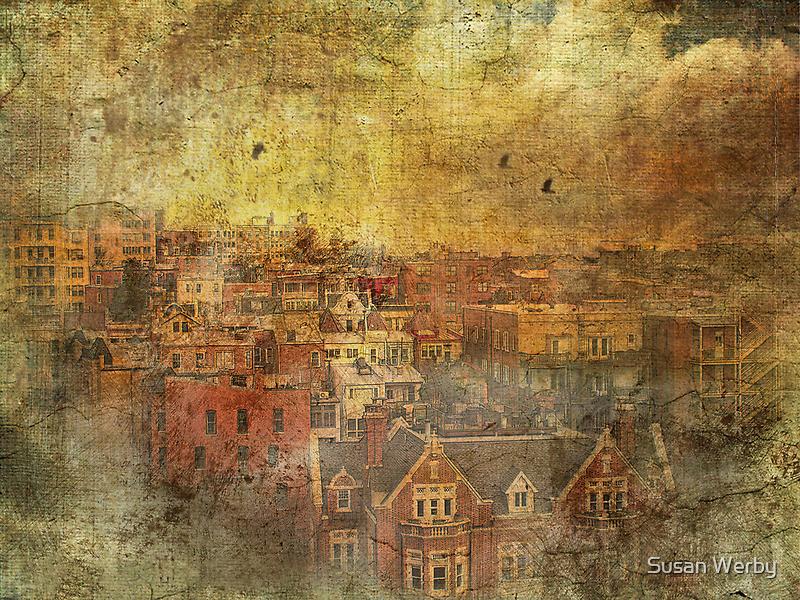 Through the Haze by Susan Werby