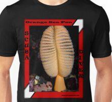 Orange Sea Pen With Quillback Rockfish Shirt Unisex T-Shirt