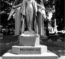 Creepy Angel by Stephanie Fay