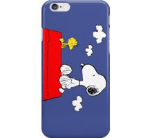 Snoopy & Woodstock iPhone Case/Skin