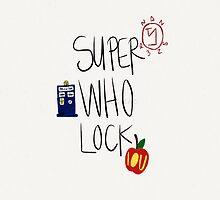 SuperWhoLock by frankiieffect