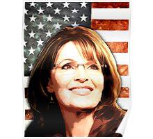 Sarah Palin Patriot Poster