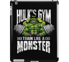 Hulk's Gym iPad Case/Skin