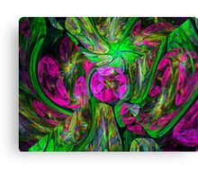 Jungle Trend Canvas Print