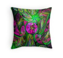 Jungle Trend Throw Pillow