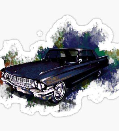 Cadillac Sticker