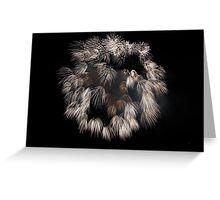 Maltese Fireworks Greeting Card