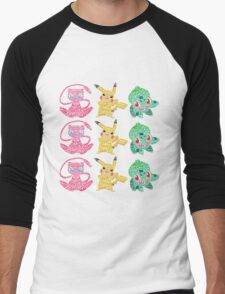 Three Pokemon T-Shirt