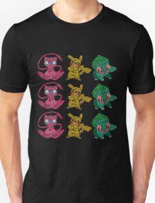 Three Pokemon T-Shirt