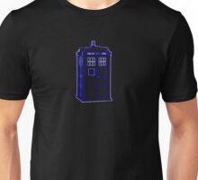 Tardis Blue Unisex T-Shirt