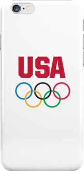 USA Olympics Case by Ryan Dell