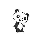 Panda Case by Ryan Dell