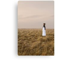 My Soul Awaits Canvas Print